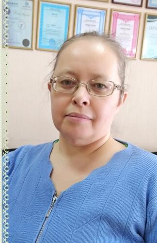 Халимова Ольга Ришатовна